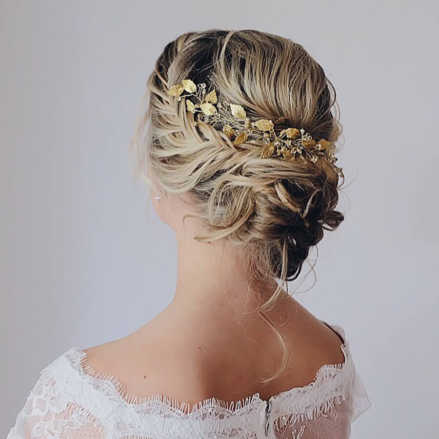 Greatwist - Hochzeit Haarstyling