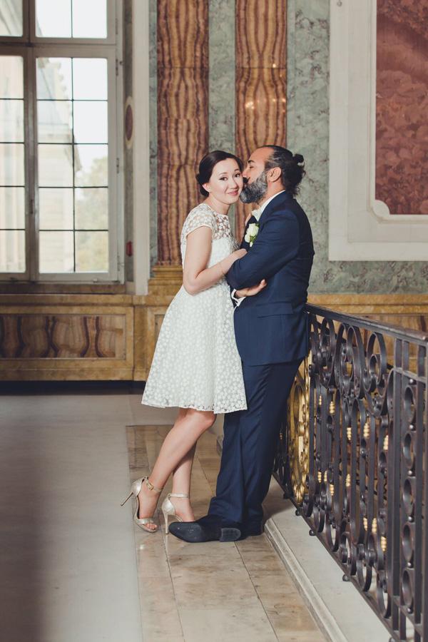 Greatwist - Hochzeit von Viktoria und Sam