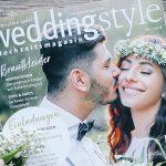 Veröffentlichung in der Weddingstyle