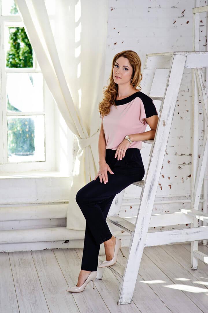 Yulia Ohngemach - Stylist